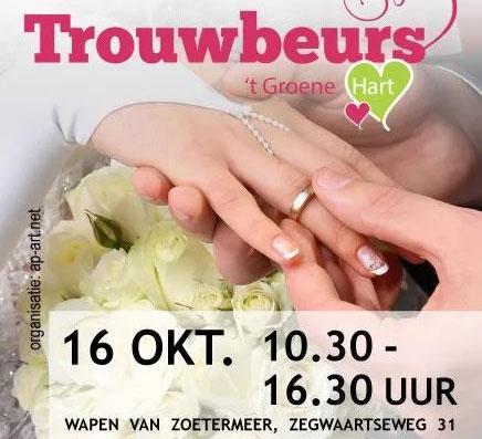 Trouwbeurs 't Groene Hart - Zoetermeer 2021