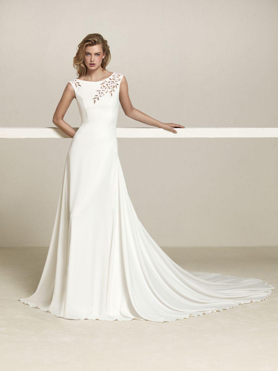 Trouwjurk Strak.De Nieuwe Trends In Bruidsmode Trouweninnoordholland Com
