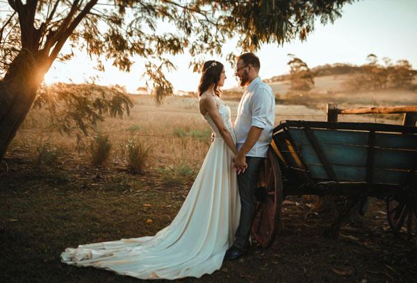 De voorbereiding op het trouwen